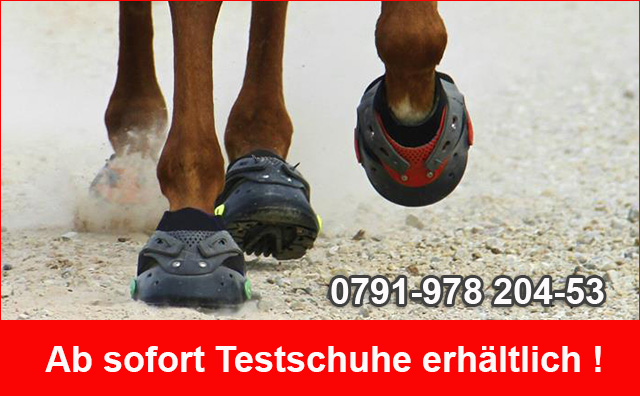 Floating Boot Testschuhe